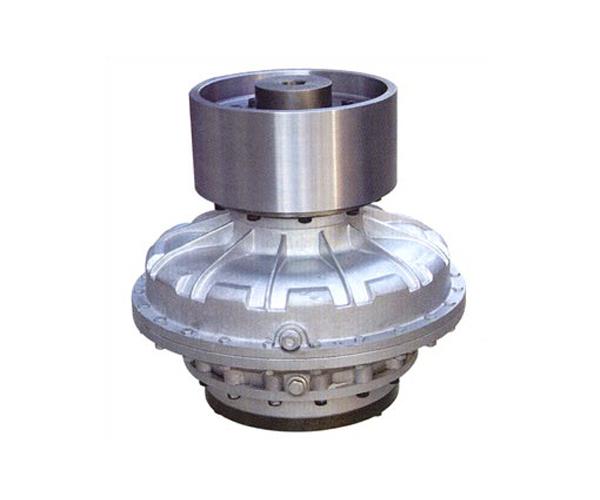 YOXⅡZ型制动轮式限矩型液力偶合器