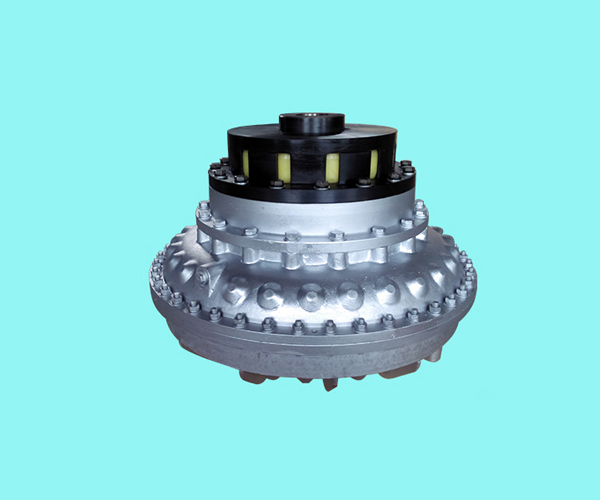 泵轮专用限矩型液力偶合器
