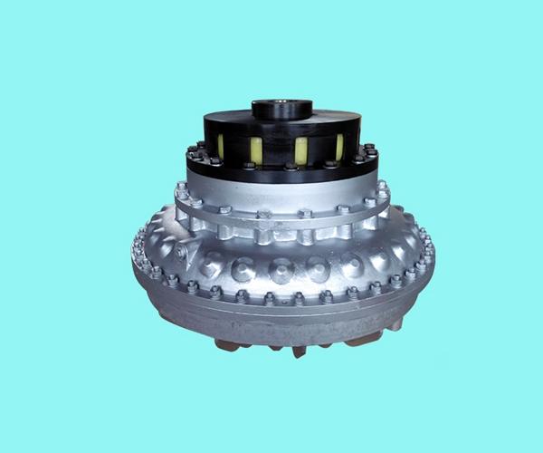 塔式起重机用限矩型液力偶合器