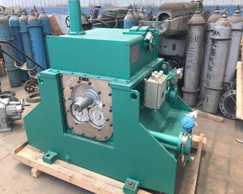 工业限矩型液力偶合器